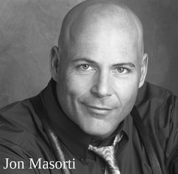 Jon Masorti Is The Lionheart Talent Management Group Manager & Founder
